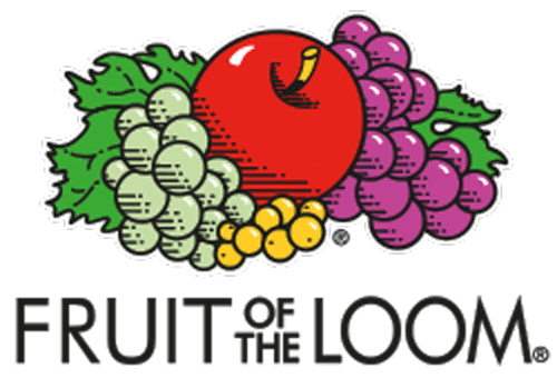 FRUIT OF THE LOOM .