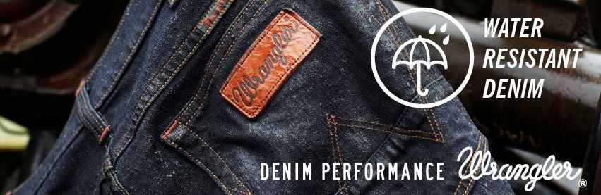 Denim Performance, Water Resistant